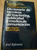 DICCIONARIO MARKETING PUBLICIDAD - foto