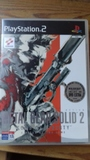 Metal Ger Solid 2 Sons of Liberty ps2 - foto