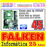 503335-001 Placa Base hp 6300sff amd - foto