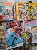antiguos comics años 70 - foto