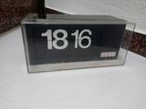 Solari & Udine Cifra 6 Flip Clock - foto