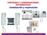Porteros y videoporteros automaticos - foto