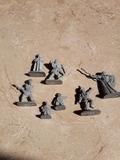 soldaditos de metal Granadier, Mitril, - foto