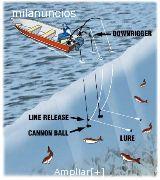 Profundimetro de pesca cannon mag-5 elec - foto