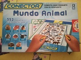 Educa borras conector mundo animal - foto