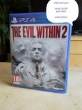 The evil within 2 precintado ps4 - foto