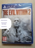 The evil within 2 ps4 estrenalo - foto