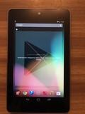 tabet asus Nexus 7 wifi de 16 gigas - foto