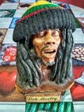 Escultura Bob Marley - foto