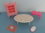 Accesorios casa de muñecas Hello Kitty - foto