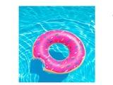 Colchoneta donut sin estrenar - foto