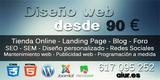 ¿quieres una pÁgina web? econÓmico - foto