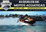 MOTOS DE AGUA ALQUILER - foto