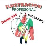 Ilustración online profesional Alava - foto