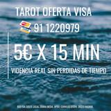 Tarot visa 5ex15min 8EX30MIN MUY  BARATO - foto
