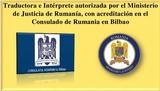 Traductora autorizada de rumano - foto