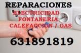 Fontanero Electricista con carnet - foto