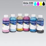 Tinta inktec dye colorante epson 6 x 100 - foto