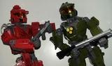 lego megablocks construccion guardians - foto