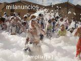 Fiestas de espuma sevilla 625343752 - foto