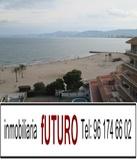 PLAYA FARO  GRAN TERRAZA - 1ª LINEA DE PLAYA - foto