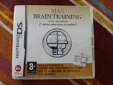 Mas brain training Nintendo ds - foto