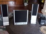 Amplificador de sonido para el pc. - foto