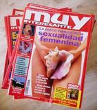 Ejemplares revista MUY INTERESANTE - foto
