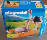 playmobil 4831 - avestruces con huevos - foto