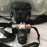 Camara reflex pentax mz-50 - foto