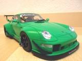 Porsche 911 rauh welt 1:18 - foto