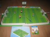 Futbolín de Playmobil - foto