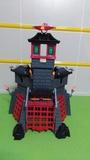 Castillo asiático playmobil 5480 - foto
