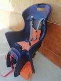 silla portabebe para bicicleta - foto