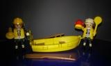 Set Barca Salvamento PLAYMOBIL - foto