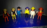 Set de sheriff  y bandoleros PLAYMOBIL - foto