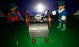 Set de caÑon y artilleros playmobil - foto