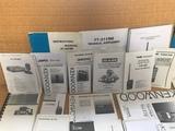 Manuales de equipos de radio - foto