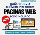 Diseñamos tus paguinas web...?? - foto
