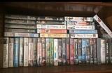 Lote de peliculas VHS - foto