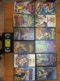 Lote de películas VHS Disney - foto