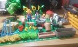 Granja moderna playmobil - foto