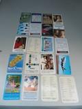 Lote de 20 calendarios de bolsillo - foto
