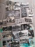 lote de 300 cartas postales años - foto
