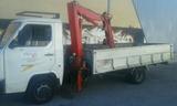 transporte camiones Grua - foto