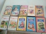 18 Videos VHS - foto