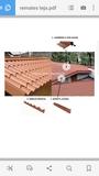 tejados panel sandwich - foto