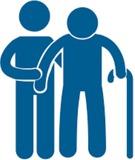 Cuidador de personas para hospitales - foto