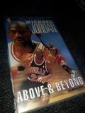 Michael Jordan Above & Beyond VHS - foto