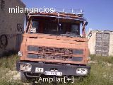 BARREIROS CAMIÒN MAN - 26-422 PALA,  MOTOR,  DIFERNCIAL - foto